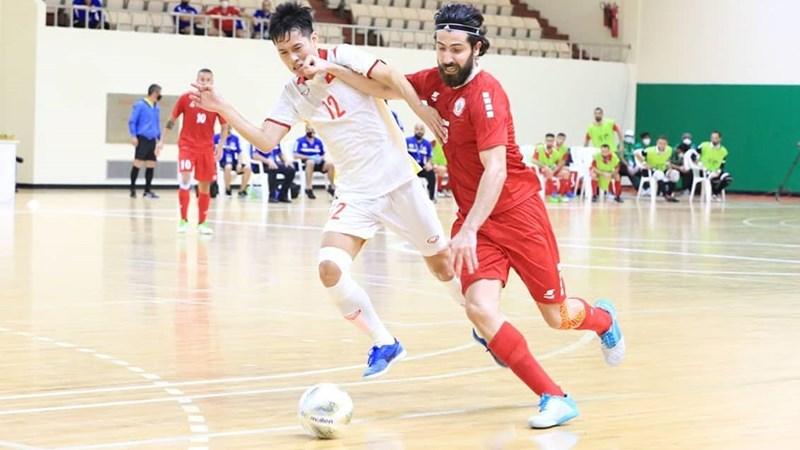 Luật thi đấu Futsal